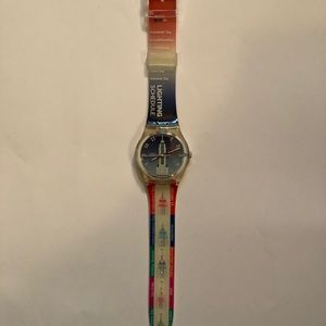 Swatch Watch NYC